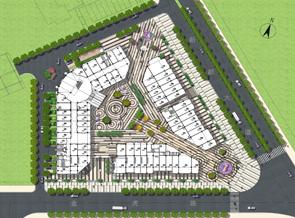 东湖千赢国际娱乐游戏休闲广场景观设计